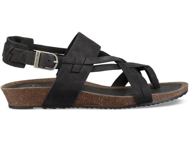Teva Ysidro Extension Sandals Dame Black